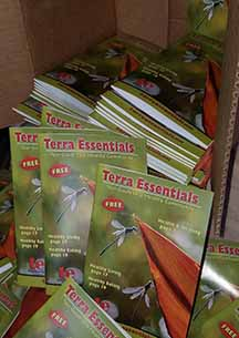 Pick up a New Terra Essentials today!